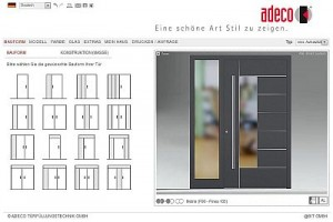 adeco-haustuerkonfigurator