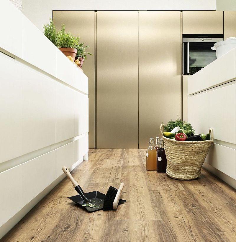 Vinylboden Für Küche Geeignet
